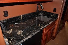 Kitchen Granite Countertops CityRock Countertops Inc Raleigh - Kitchen sink titanium