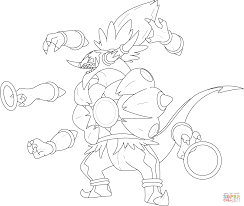 hoopa unbound coloring page free printable coloring pages