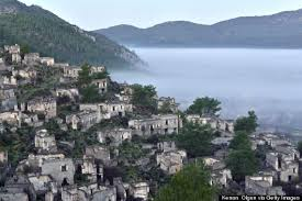 abandoned town for sale for halloween you should visit this turkish ghost town huffpost