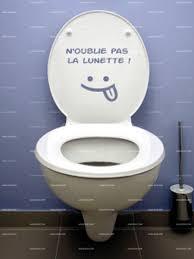 couvre siege wc stickers wc tous les autocollants pour la décoration de vos