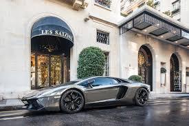 Lamborghini Aventador Chrome - chrome lamborghini aventador by theo supercars sssupersports