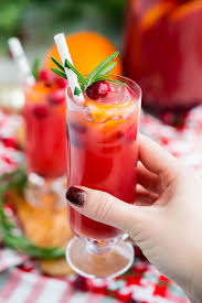 christmas punch boozy or not recipe sugar u0026 soul