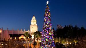 must see disneyland christmas spectacles sunset