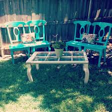 Teal Kitchen Chairs by Repurposed Kitchen Chairs Into Bench Add Board Seat And An Old
