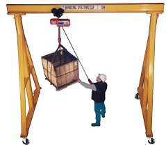 disturbance rejection control applied to a gantry crane