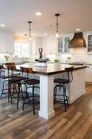 cuisine avec ilot central pour manger salon et salle a manger 9 de cuisine ilot central et chaises dans