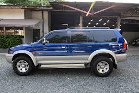 mitsubishi strada 2016 2003 mitsubishi strada g wagon 2 8 4wd a t second hand cars in