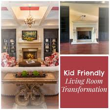 kid friendly living room how to design a family friendly living