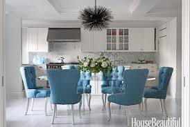 Best Dining Room Magnificent Blue Dining Rooms With 25 Best Dining Room Paint