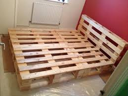 Bed Frame Made From Pallets Best 25 Pallet Bed Frames Ideas On Pinterest Diy Bed Frame Diy Bed