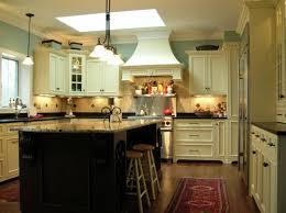 black oak kitchen cabinets wonderful u shape kitchen decoration using white wood kitchen vent