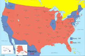 Map The United States by The Map Shows The States Of North America Canada Usa And Mexico
