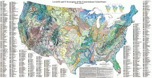 map us pdf level iii and iv ecoregions of the continental united states