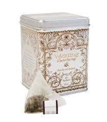 wedding tea flavored white tea harney harney sons