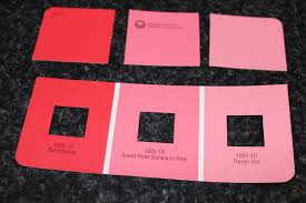 paint chip color match game teaching every day