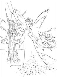 vidia tinkerbell queen clarion coloring pages cartoon coloring