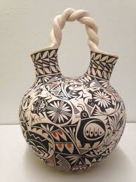 Native American Wedding Vase 271 Best All Native American Indian Pottery U0027s Images On Pinterest