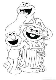 sesame street coloring pages 45 elmo party ideas