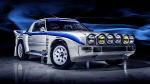 rally ferrari the 9 maddest rally cars ever