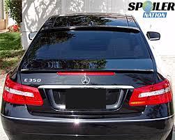 mercedes e class coupe 2015 2010 2017 mercedes e class coupe sport rear spoiler