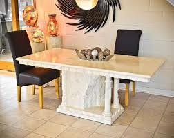 bellagio mactan stone dining table with polished top ebay