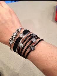 pandora silver leather bracelet images 1188 best pandora images pandora bracelets pandora jpg