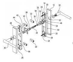 Baldwin Lock Parts Door Handles Baldwin Doorandleardware With Regard To Choosing
