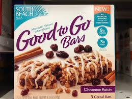 crazy food dude review south beach diet good to go cinnamon