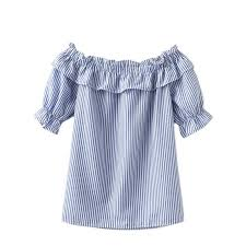 summer blouses casual boat neck blouses casual boat neck blouses for sale