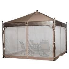 Patio Gazebo Canopy by Apaga3535swbw Abba Patio 11 5 U0027 X 11 5 U0027 Outdoor Steel Garden Gazebo