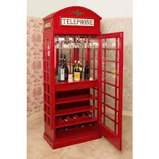 london phone booth bookcase famous police box bookcase with glass door