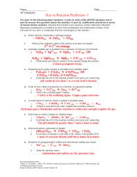 practice problems on net ionic equations