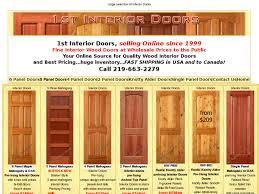 interior doors for homes two panel wood interior doors for sale in hawaii nicksbuilding