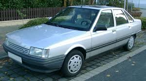 1986 renault alliance ridiculous rebadges a medallion lost to history