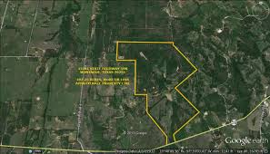 Property Lines Map 497 25 Acres In Montague County Texas