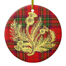 scottish ornaments keepsake ornaments zazzle
