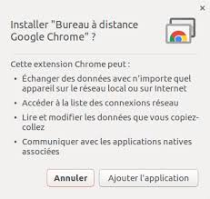 bureau à distance chrome bureau à distance chrome le de genma