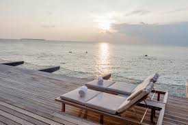 hotel review overwater villa at the st regis maldives