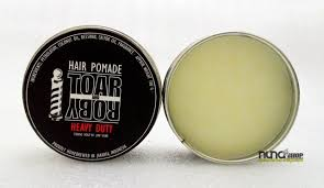 Pomade Tnr toar and roby heavy duty strong hold