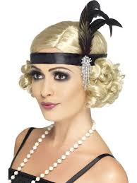 gatsby headband 119 best gatsby party images on gatsby party headgear