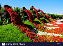 Flower Garden Ideas Flower Garden Landscaping Green Grass And Lourful Flowers