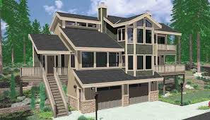 hillside home designs 100 hillside home designs european hillside home hwbdo75764