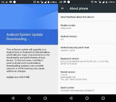 how to upgrade android version how to upgrade your infinix 2 android one to android 6 0
