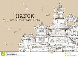 exceptional traditional house plans 3 korean traditional houses