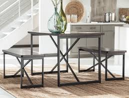 Ashley Furniture Kitchen Table Sets Buy Ashley Furniture Joring 3 Piece Dining Set