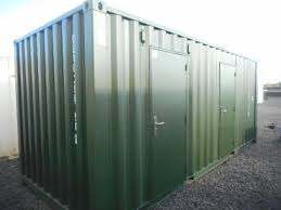 converted shipping container for sale new 20u0027 open side