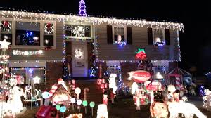 Deer Christmas Lights Deer Road Christmas Lights Youtube
