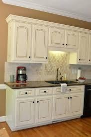 cream painted kitchen cabinets painting kitchen cabinet antique cream
