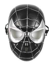 animation cartoon upset spiderman mask halloween mask the avengers