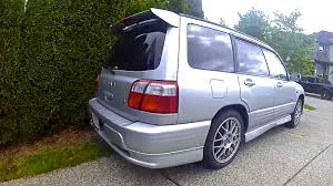 jdm subaru forester i bought a subaru forester sti youtube